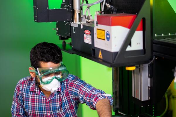 UNT Receives $10M to Expand Additive Manufacturing