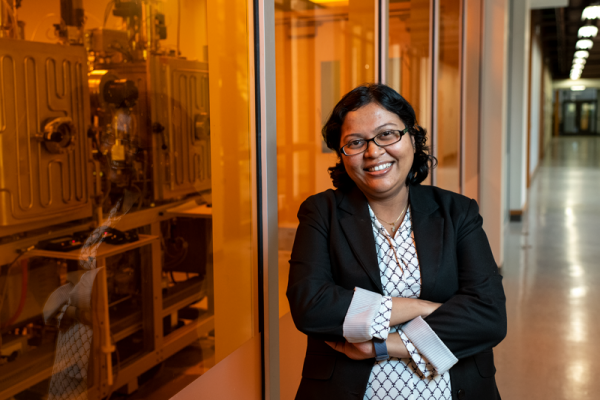 Innovating through prestigious NSF CAREER Award