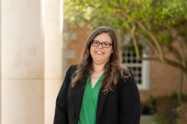 DeeAnna Oliveira Fills New Role Managing COVID Relief Funds for UNT