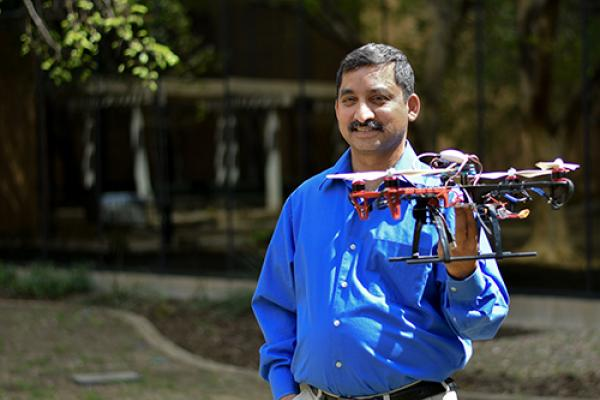 Drone traffic management taking off at UNT